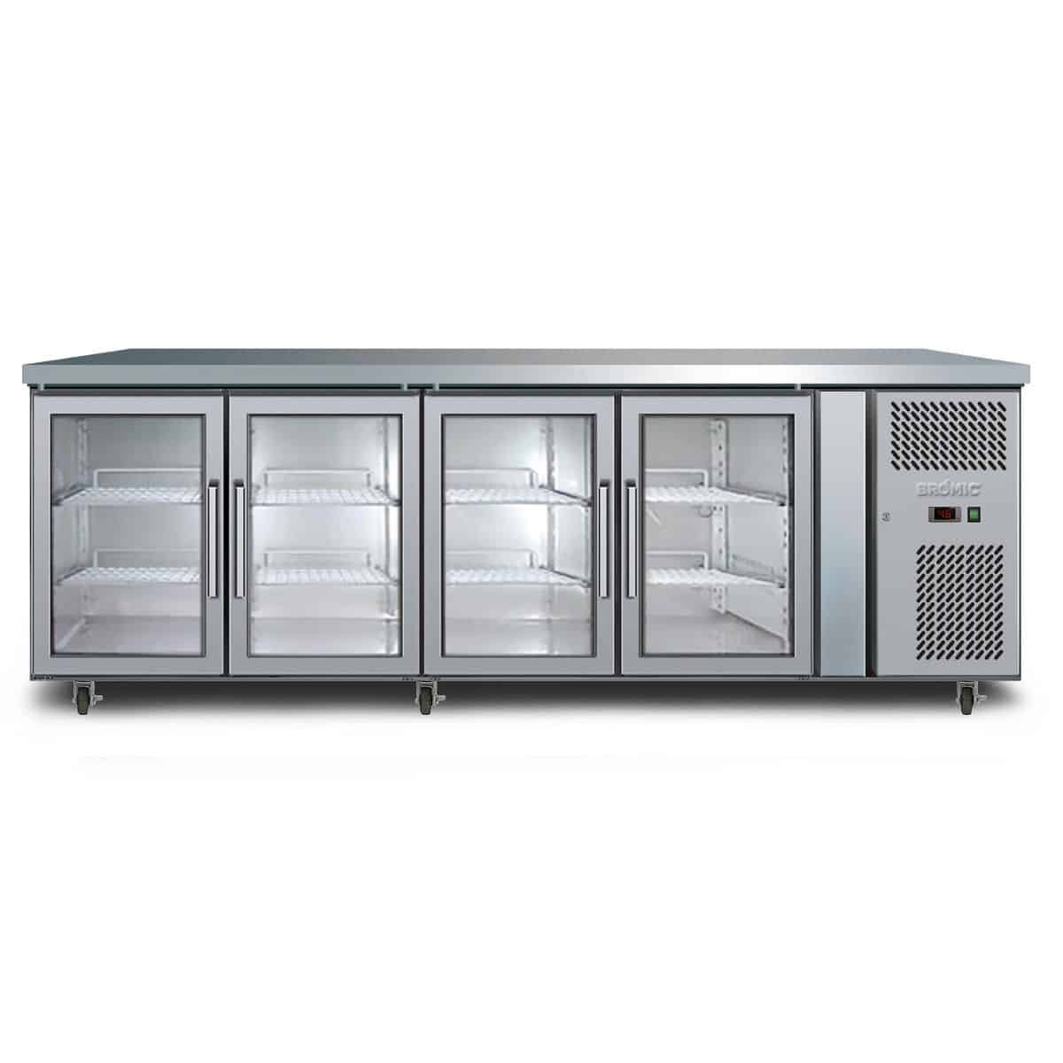 4door bar fridge